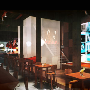 Tazz Rest� Entertainment Bars