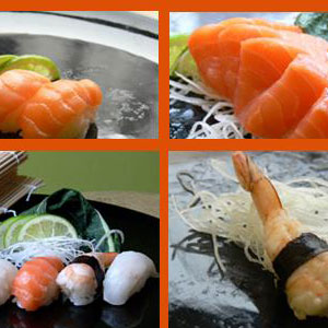 Omedeto Sushi & Wok