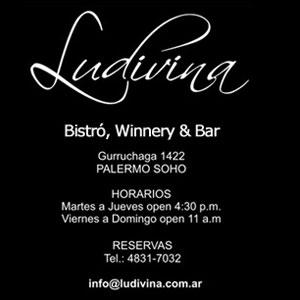 Ludivina. Bistr�, Winnery & Bar