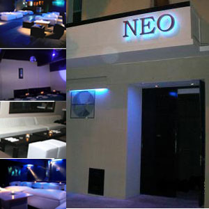 Neo club lounge