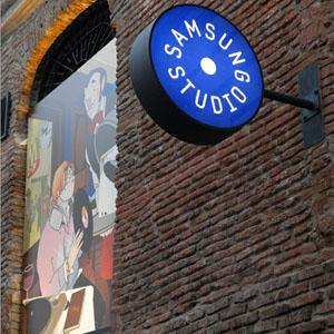 The Samsung Studio